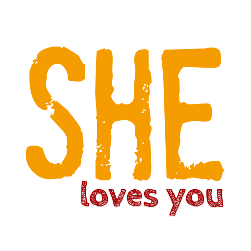 Images of SHE LOVES YOU (トリ...